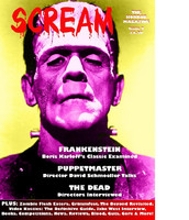 SCREAM: The Horror Magazine (ISSUE 2)