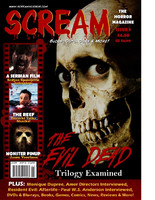 SCREAM: The Horror Magazine (ISSUE 3)