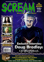 SCREAM: The Horror Magazine (ISSUE 5)