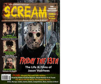 SCREAM: The Horror Magazine (ISSUE 6)