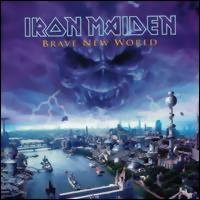 Iron Maiden - Brave new world (CD, Käytetty)