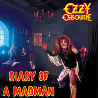 Ozzy Osbourne - Diary of a madman (CD, Used)