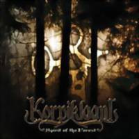 Korpiklaani - Spirit of the forest (CD, Käytetty)