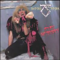 Twisted Sister, Stay hungry (käytetty)