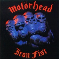 Motörhead - Iron fist (CD, Used)