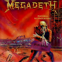 Megadeth - Peace Sell's.. but Who's Buying? (CD, Käytetty)