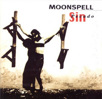 Moonspell - Sin Pecado (CD, Käytetty)