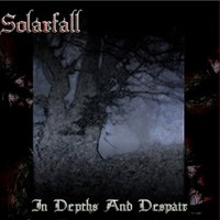 Solarfall - In Depths and Despair (käytetty)