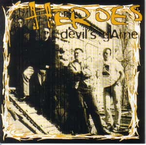 Heroes - Devils game (CD, Used)