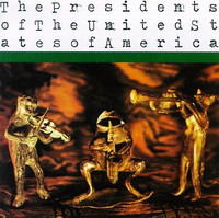 Presidents of the United States of America (CD, Käytetty)