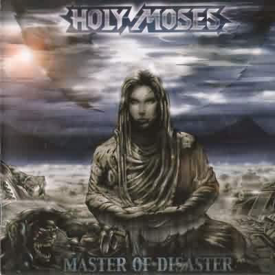 Holy moses - Master of disaster (CD, Used)