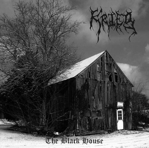 Krieg - The Black House (CD, Used)