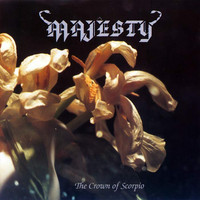 Majesty  -  The Crown Of Scorpio, EP (used)