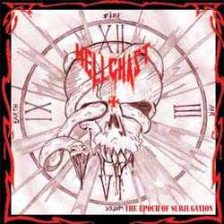 Hellghast - The Epoch of Subjugation (CD, New)