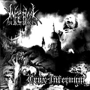 Infernal Nature / Crux Infernum - Dehumanization - Black Metal Blitz (New)