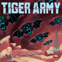 Tiger Army - Music from regions beyond (Uusi)