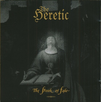The Heretic - The Book of Fate (EP/CD, Used)