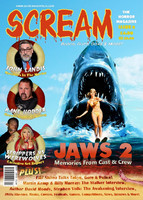 SCREAM: The Horror Magazine (ISSUE 8)