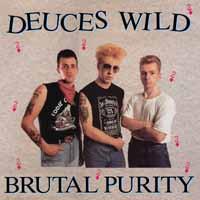 Deuces Wild - Brutal Purity (CD, Uusi)