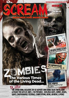 SCREAM: The Horror Magazine (ISSUE 9)