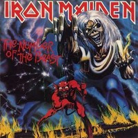 Iron Maiden - Number of the beast (CD, Used)