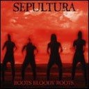 Sepultura - Roots Bloody Roots, Single (CD, Used)