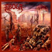 Ebola - Hell's Death Metal (CD, New)