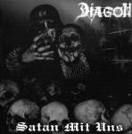Diagon – Satan Mit Uns (CD, New)