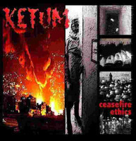 Ketum - Ceasefire Ethics (CD, New)