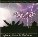 Harvist – Lightning Storm In The Veins (CD, New)