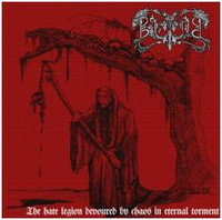 Barastir - The Hate Legion Devoured by Chaos in Eternal Torment (CD, New)