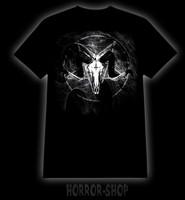 Unholy goat t-shirt