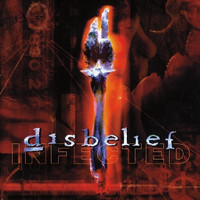 Disbelief - Infected (CD, Used)