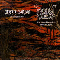 Hellgoat / Legions of Astaroth - Split (CD, New)
