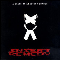 Insert remedy - A state of constant change (CD, Used)