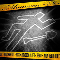 Mononen - Monosen blues 6666 (CD, Uusi)