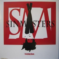 Sinmasters - Crashing down (CD, New)