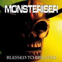 Monsteriser - Blessed to breathe (CD, New)