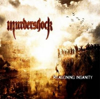 Murdershock - Reasoning insanity (CD, Used)