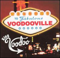 King Voodoo - Voodooville (CD, New)