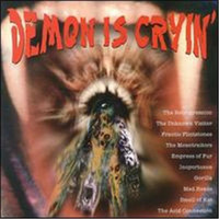 V/A - Demon is crying (CD, Uusi)