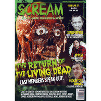 SCREAM: The Horror Magazine (ISSUE 11)