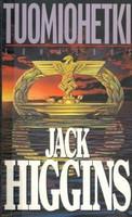 Tuomiohetki (Jack Higgins) (käytetty)