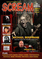SCREAM: The Horror Magazine (ISSUE 13)