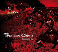 Profane omen - Disconnected (CD, Used)
