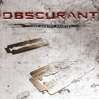 Obscurant – First Degree Suicide (CD, Used)