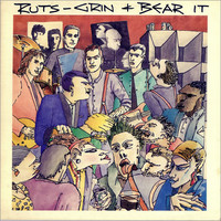 The Ruts - Grin & Bear It  (new)