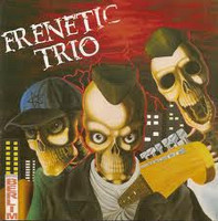 Frenetic Trio - Frenetic Trio (CD, Uusi)