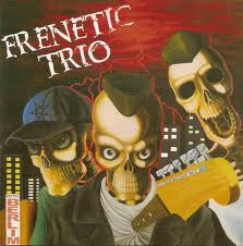 Frenetic Trio - Frenetic Trio (new)