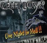 Six Feet Down - One Night in Hell (uusi)